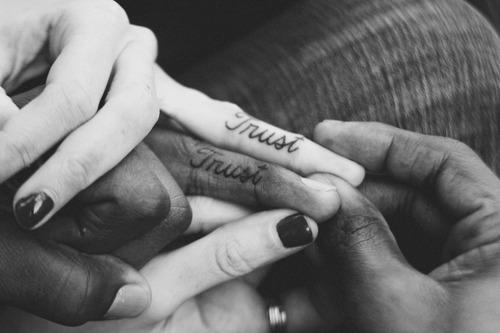 trust fingers