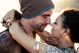 blog - couple brunette