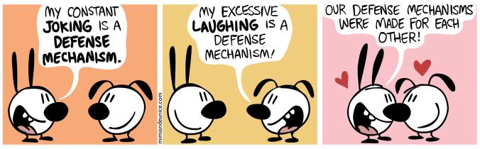 blog defense mechanisms